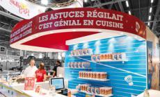 Régilait s'expose à la Foire de Paris