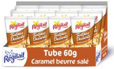 Le Caramel beurre salé de Régilait se décline en mini !