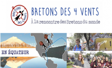 "Paysan Breton travels the world with ""Bretons des 4 vents"""