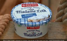 Le Fromage fouetté Madame Loïk s'invite sur vos écrans !
