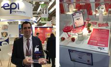 An award for SoFlexi from Epi Ingredients!