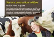 Milk Production Description Sheet - 2013